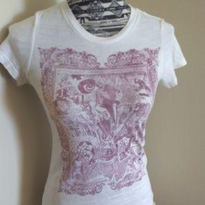 Volcom framed art fitted t-shirt
